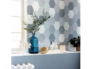 Papel pintado Caselio Spaces Hexagon SPA100109909