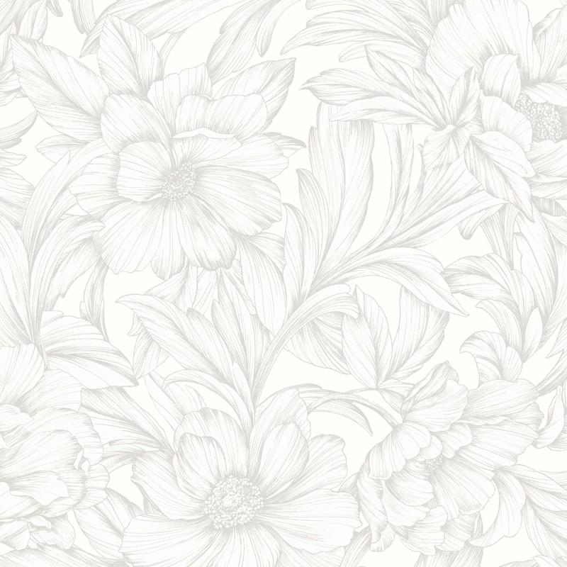 Papel pintado Casadeco Florescence Monceau FLRE82350101
