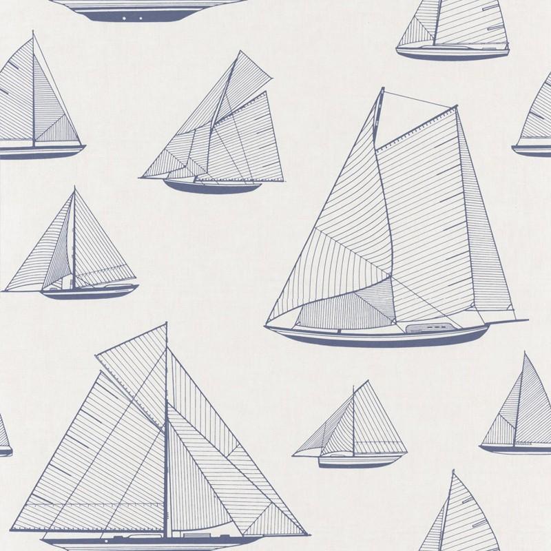 Papel pintado Casadeco Rivage Armada RIVG84026131