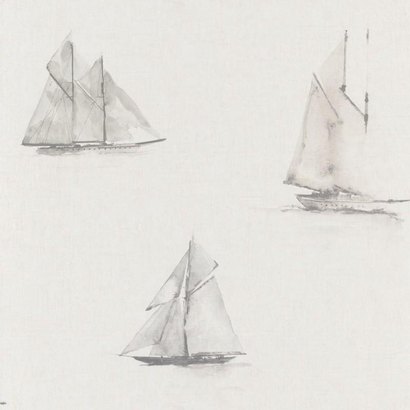 Papel pintado Casadeco Rivage Fregate RIVG84019219