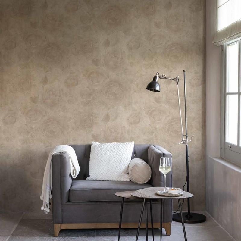 Papel pintado BN Walls Rivièra Maison 2 Mystic Flower 219932