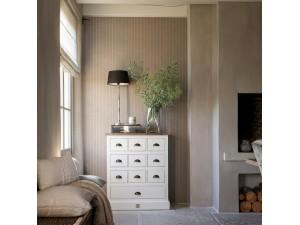 Papel pintado BN Walls Rivièra Maison 2 Lille Stripe 219902