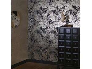 Papel pintado Arthouse Reflections Kiss Foil Palm Leaf 903202