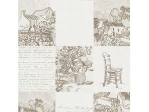 Papel pintado BN Wallcoverings Van Gogh 2 220030