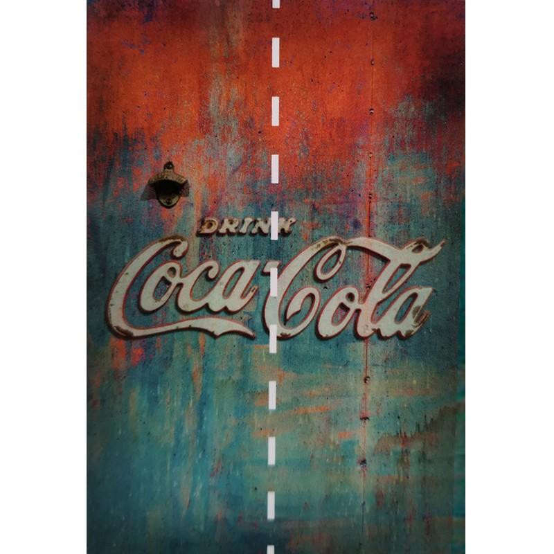Mural decorativo Saint Honoré Coca-Cola 192-Z41280