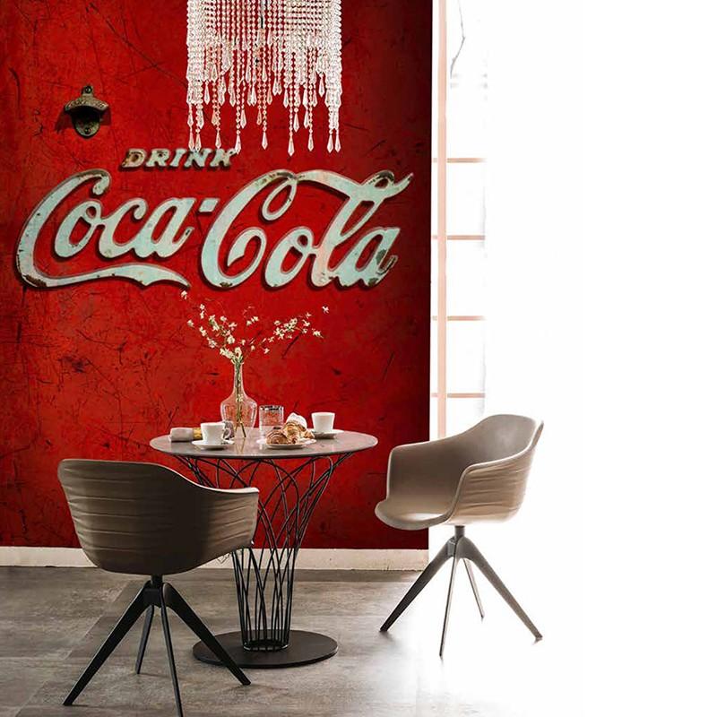 Mural decorativo Saint Honoré Coca-Cola 192-Z41279