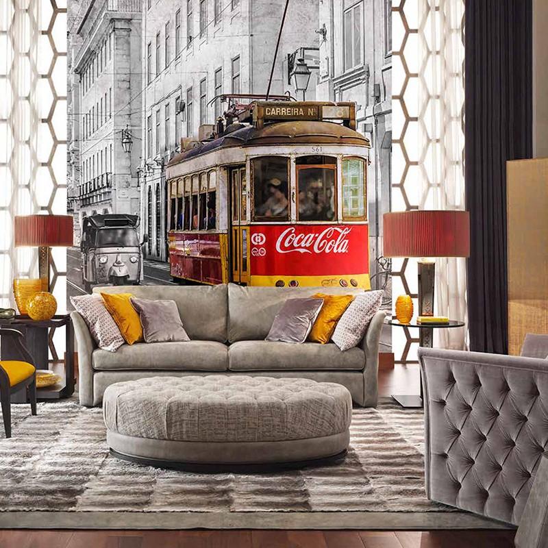 Mural decorativo Saint Honoré Coca-Cola 192-Z41270