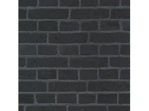 Papel pintado Caselio Au Bistrot d'Alice Feuille de Brick BIS100689190