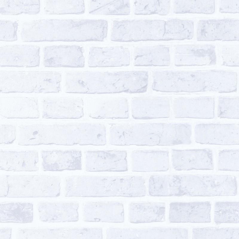 Papel pintado Caselio Au Bistrot d'Alice Feuille de Brick BIS100680008