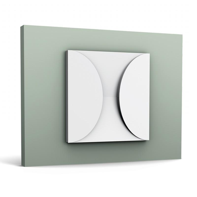 Orac Decor Paneles 3D W107 Circle