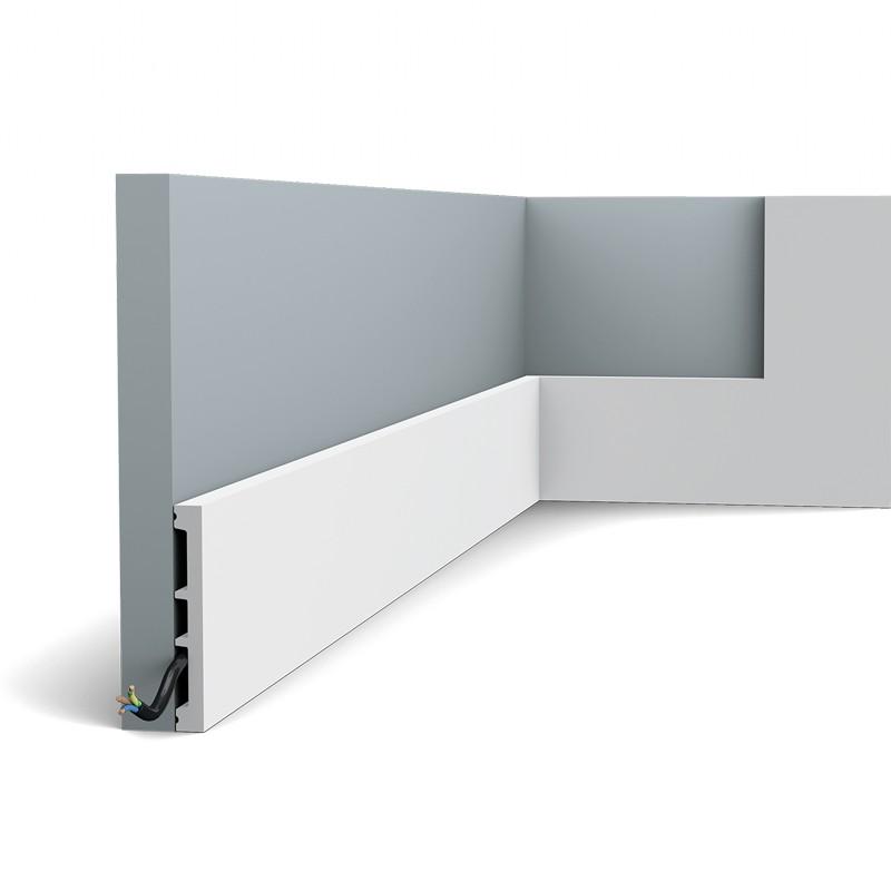 Orac Decor Perfil Multifuncional SX163F Square