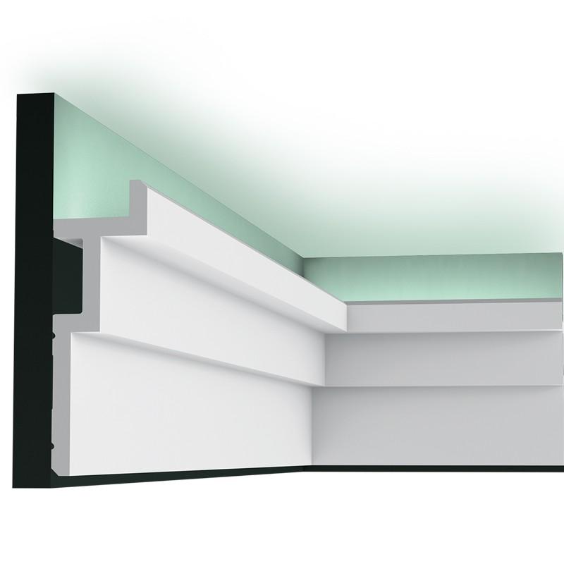 Orac Decor Moldura iluminación C396 Steps