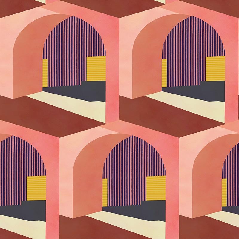 Papel pintado Coordonné Mallorca Soller 8400044