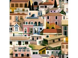 Papel pintado Coordonné Mallorca Valldemosa 8400052