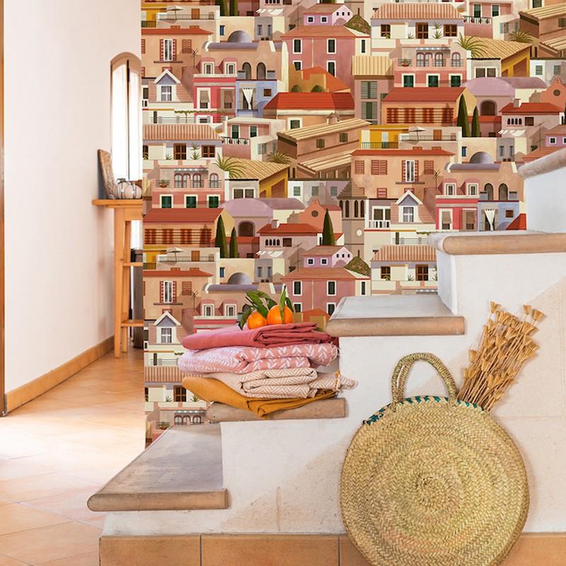 Papel pintado Coordonné Mallorca Valldemosa 8400050
