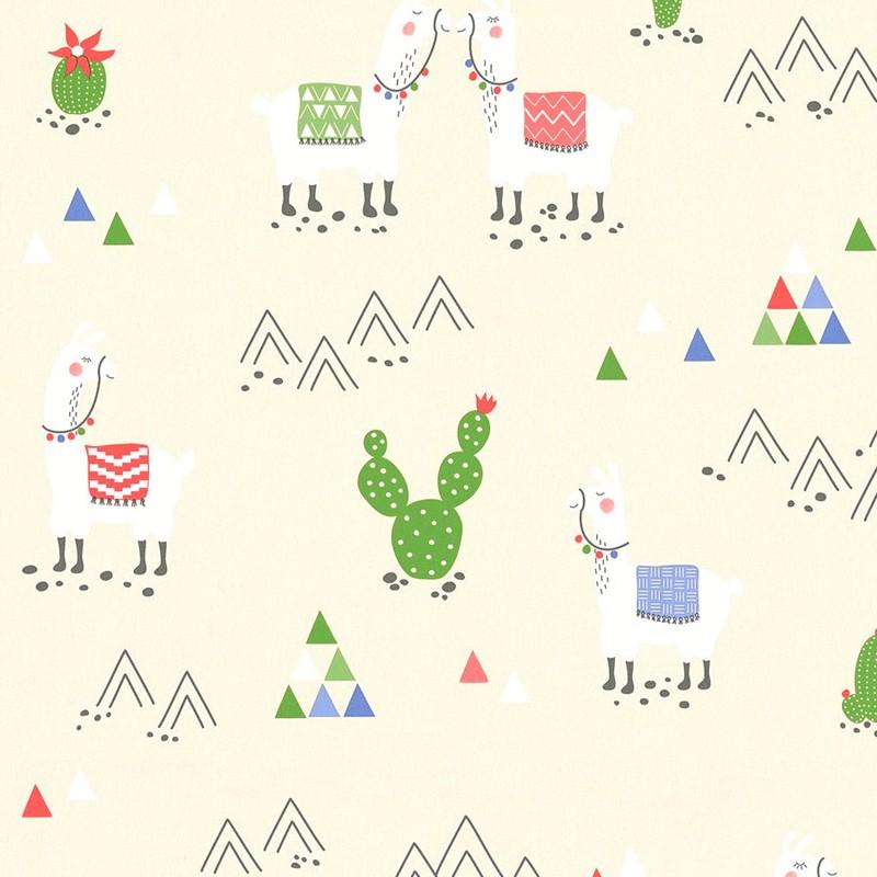 Papel pintado infantil As Creation Boys & Girls 6 36985-1