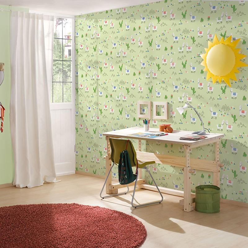 Papel pintado infantil As Creation Boys & Girls 6 36985-2