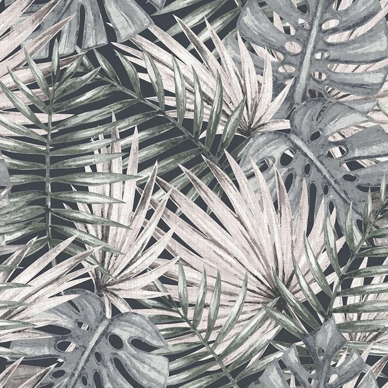 Papel pintado ICH Dans Lemur Caribbean Fan Palm 1051-4