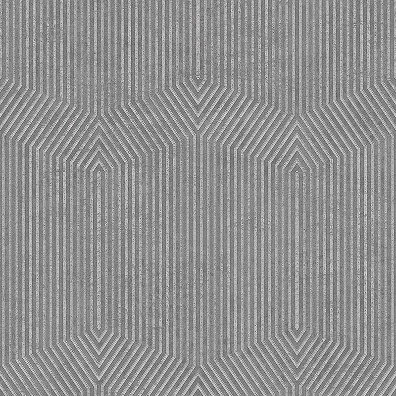 Papel pintado ICH Dans Lemur Modish Geometric Rayure 1102-3
