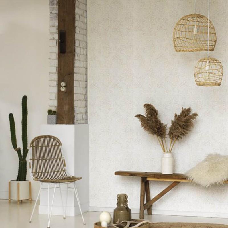 Papel pintado Casadeco Home Sweet Home Craft HOSH82561135