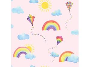Papel pintado infantil  Holden Over the Rainbow 91021