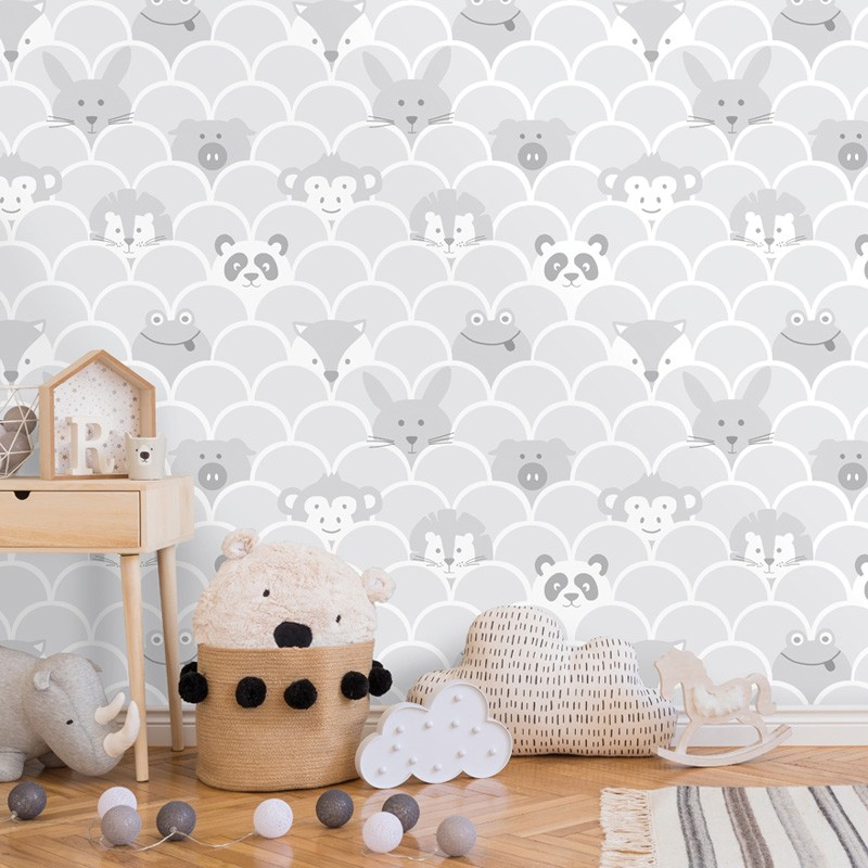 Papel pintado infantil  Holden Over the Rainbow 91030 a
