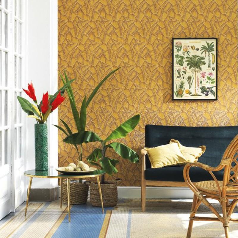 Papel pintado Casadeco Cuba Selva CBBA84322318