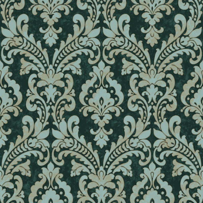 Papel pintado Kemen Wallcoverings Verde 2 VD219174