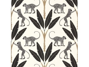 Papel pintado Caselio Moonlight Monkey Forest MLG101179020