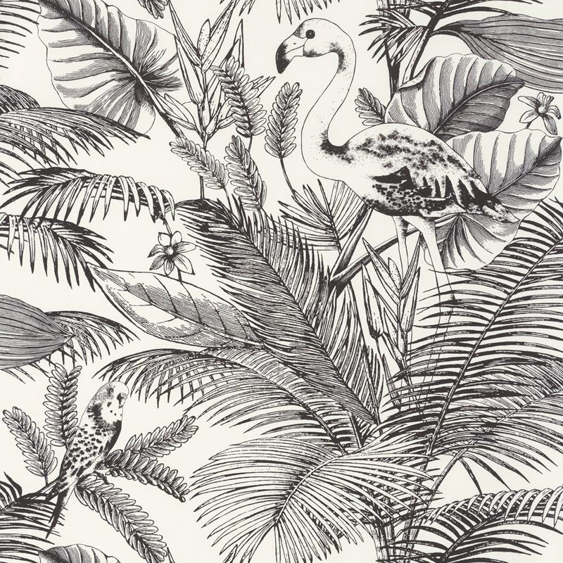 Papel pintado Caselio Moonlight Tropical World MLG101039000