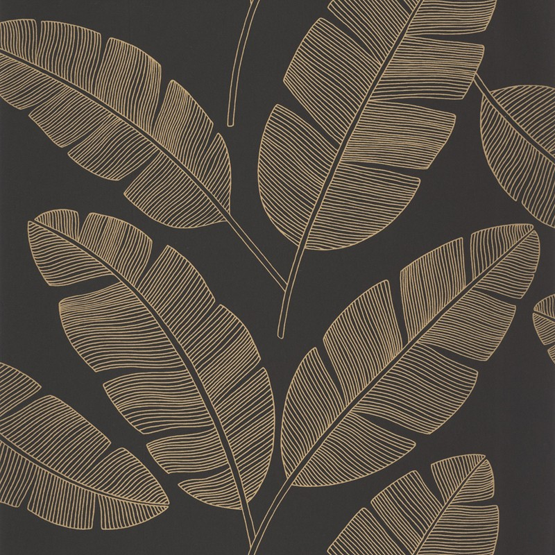 Papel pintado Caselio Moonlight Banana Tree MLG101102090