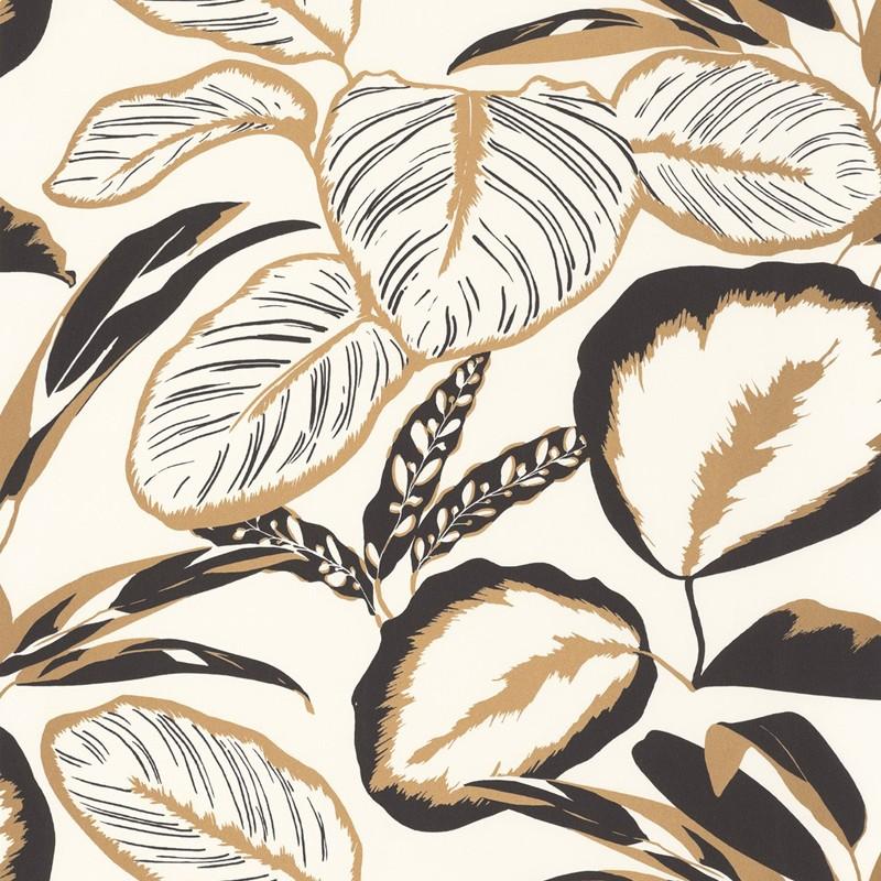 Papel pintado Caselio Moonlight Exotic Leaves MLG101082093