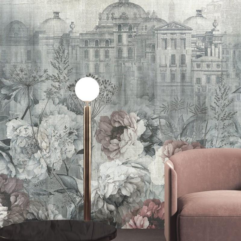 Mural digital Khroma Kent Castleview Rose DGKEN3011