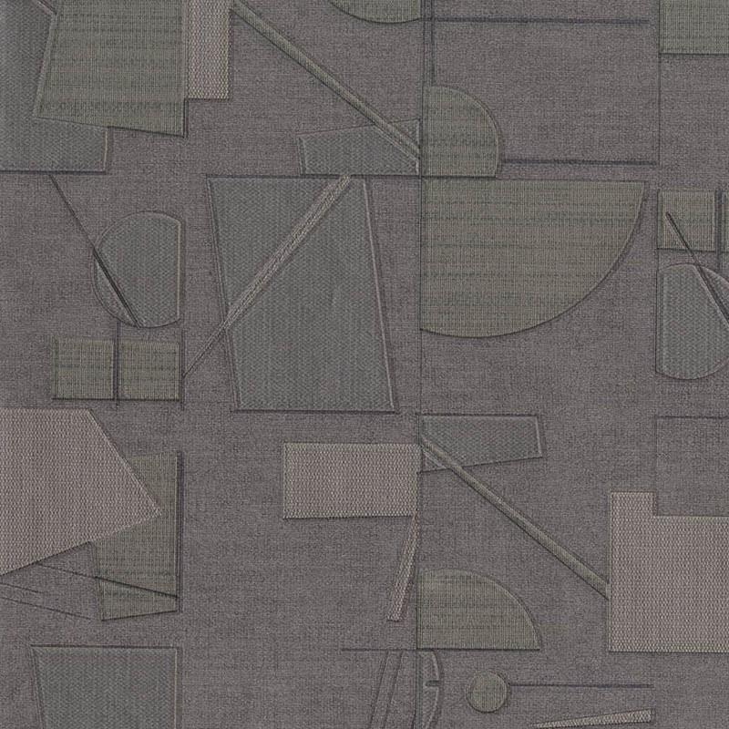 Papel pintado J&V Composition tribute to Kandinsdy Composizione 24003