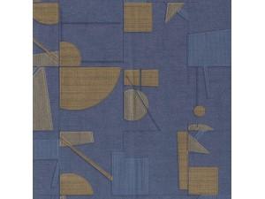 Papel pintado J&V Composition tribute to Kandinsdy Composizione 24005