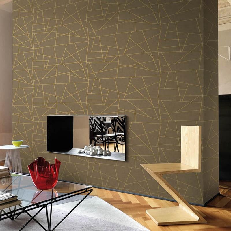 Papel pintado J&V Composition tribute to Kandinsdy Interruzione 24027