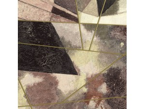 Papel pintado J&V Composition tribute to Kandinsdy Quadri 24081