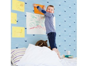 Papel pintado infantil Wallquest Day Dreamers DA60302