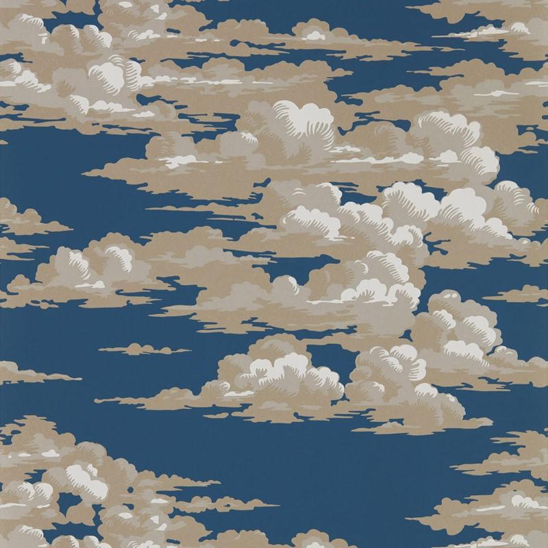 Papel pintado Sanderson Elysian Silvi Clouds 216602