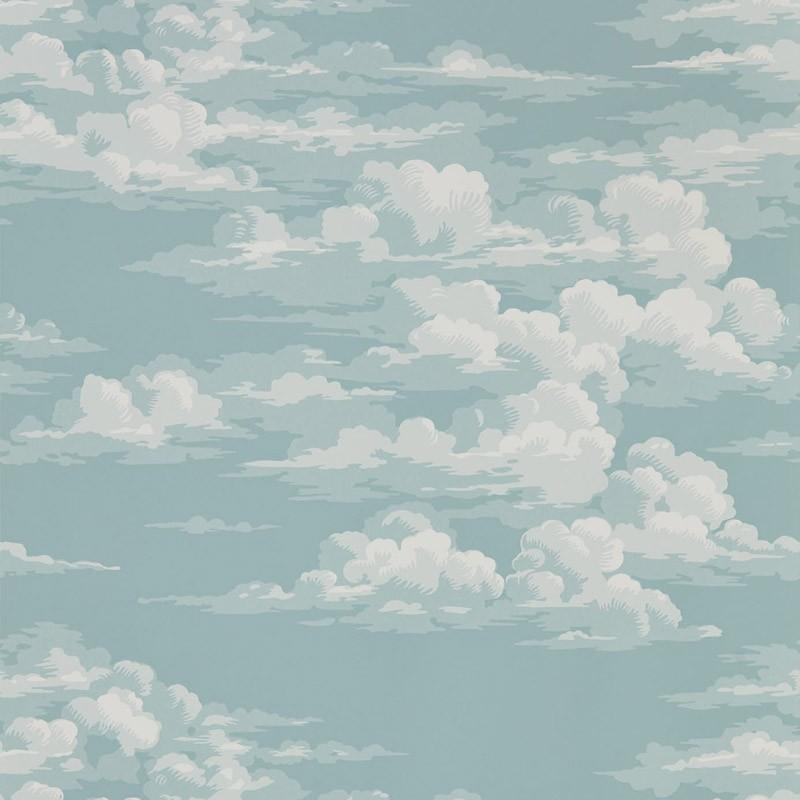 Papel pintado Sanderson Elysian Silvi Clouds 216599