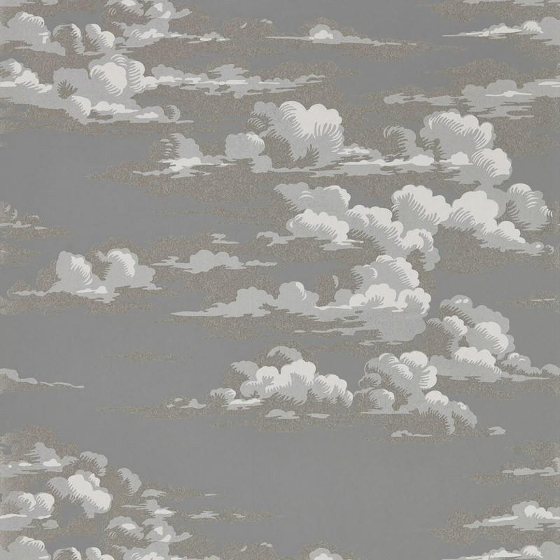 Papel pintado Sanderson Elysian Silvi Clouds 216603