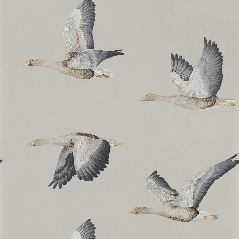 Papel pintado Sanderson Elysian Geese 216611