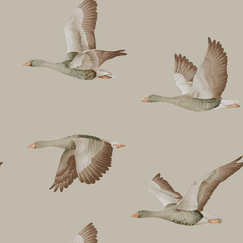 Papel pintado Sanderson Elysian Geese 216609