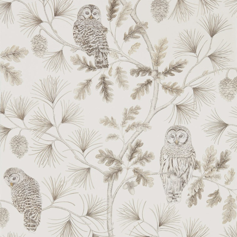 Papel pintado Sanderson Elysian Owlswick 216598