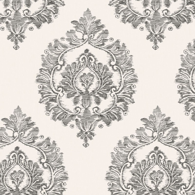 Papel pintado Wallquest Barclay Botera Living in Style Damascus WBP10500
