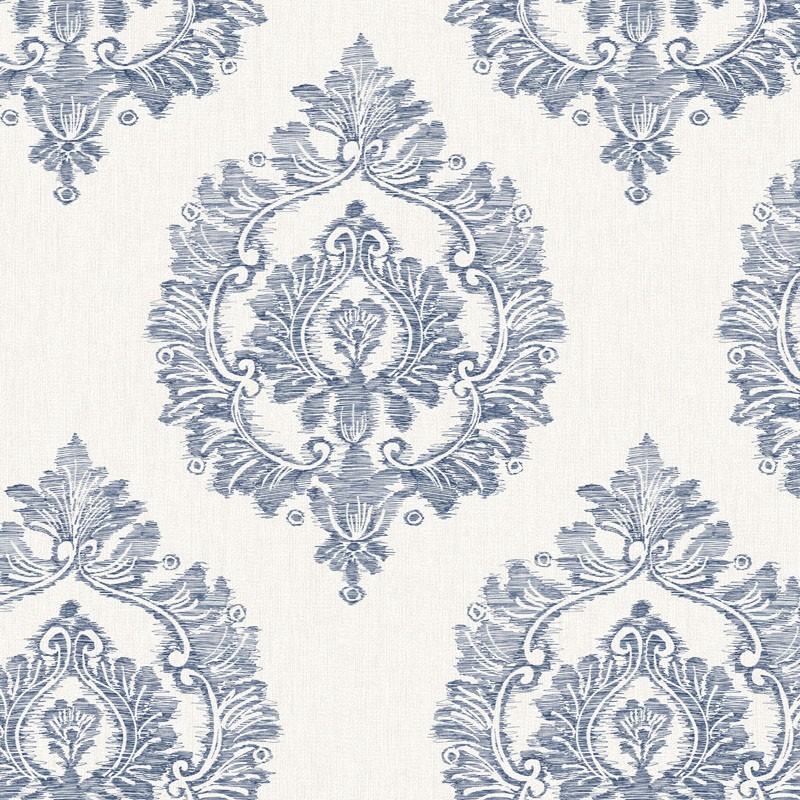 Papel pintado Wallquest Barclay Botera Living in Style Damascus WBP10502