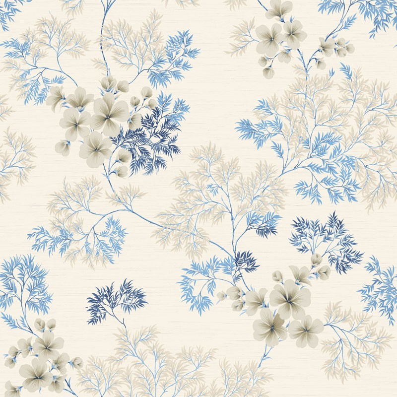 Papel pintado Wallquest Barclay Botera Living in Style Flora WBP10102