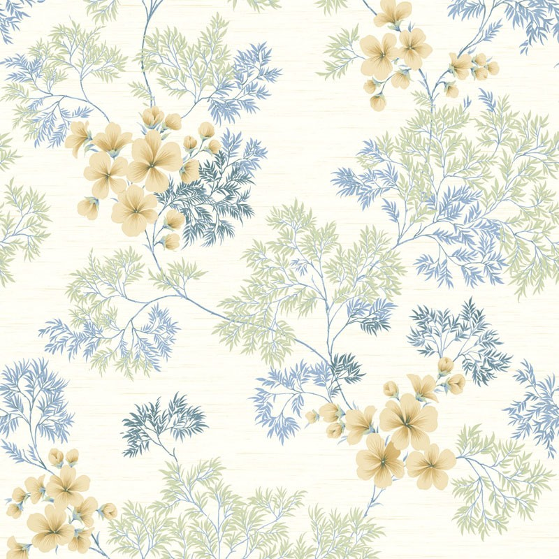Papel pintado Wallquest Barclay Botera Living in Style Flora WBP10104