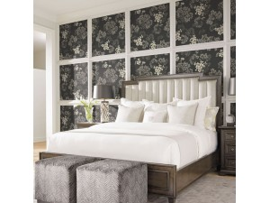 Papel pintado Wallquest Barclay Botera Living in Style Flora WBP10100