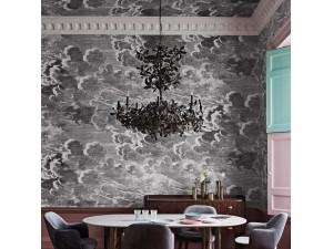 Mural Cole & Son Fornasetti Senza Tempo Nuvole 114-29058